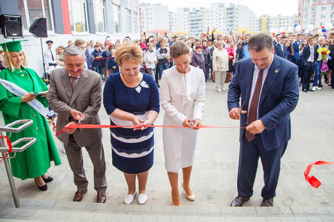 Поздравления по открытию новой школы