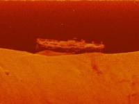 Дайверы нашли на дне Волхова судно времен Великой Отечественной войны
