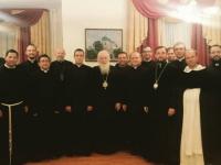 Делегация Римско-Католической Церкви посетила новгородские святыни