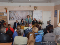 Елена Писарева взяла на контроль решение проблем жителей Хвойнинского района