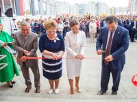 Как открыли новую школу №37 в Великом Новгороде