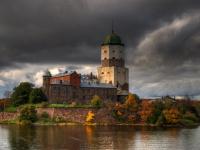 На раскопках в Выборгском замке археологи нашли средневековую настольную игру