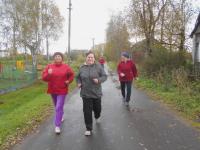 Новгородская глубинка откликнулась на Всероссийский день ходьбы