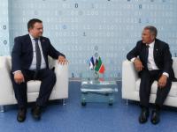Новгородская область и Татарстан объединят усилия инновационных проектов в науке и образовании