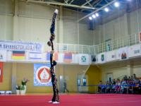 Новгородские акробаты завоевали три золота на международном турнире