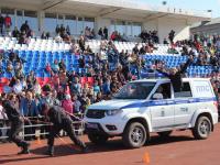 Новгородские полицейские вновь разыграют велосипед в свой профессиональный праздник