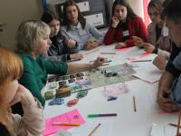 Новгородские профсоюзы провели День карьеры, или День социального партнерства в Валдайском районе
