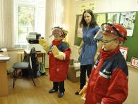 Новгородские школьники узнали, какие подстанции обеспечивают движение «Сапсана»
