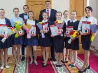 Новгородские «спартанцы» получили заслуженные награды