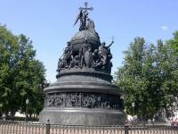 Памятник «Тысячелетие России» в Великом Новгороде покажут таким, каким его задумывали