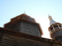 Новгородцы услышат звон колоколов отреставрированной церкви в «Витославлицах»