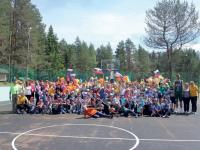 Почти полторы тысячи детей сотрудников «Акрона» отдохнули на базах отдыха предприятия