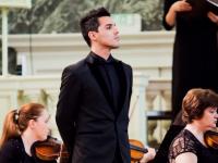 Тенор из Бразилии выступит на фестивале имени Рахманинова в Старой Руссе