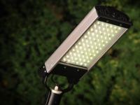 В Демянске заменили почти 90 процентов уличных светильников