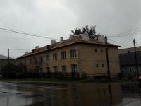 В конце сентября несколько многоквартирных домов в Пестове остались без крыш