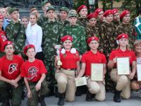 В Новгородской области определили лучший военно-патриотический клуб