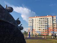 В Великом Новгороде «Улитки на склоне» вдохновляют жителей Западного района