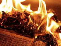 В Великом Новгороде уничтожат книги Mein Kampf и «Тайны родословной Пророков»