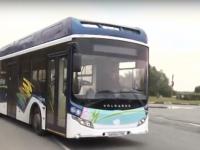 В Великом Новгороде в виде эксперимента пассажиров будет возить электробус