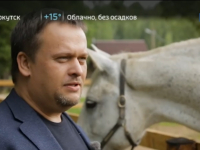 Видео: Андрей Никитин рассказал «России 24» о свободе и о том, что может вывести его из себя