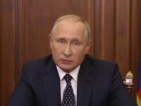 ВЦИОМ исследовал изменение настроения россиян после обращения Путина