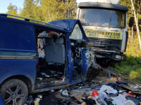 За сутки в Новгородской области произошло три смертельных аварии