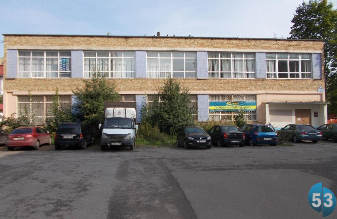 Бывшая прачечная на Федоровском ручье в Великом Новгороде нуждается в инвесторе