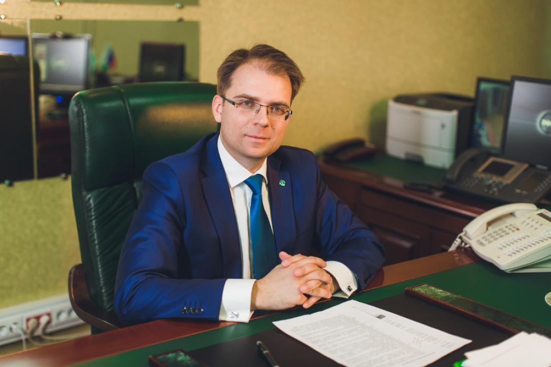 Руководитель Новгородского отделения Сбербанка Дмитрий Жоров вышел в финал «Лидеров России»