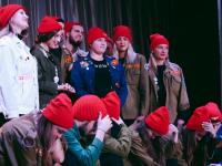 Бойцы новгородских студенческих отрядов поделились яркими впечатлениями об окружном слёте