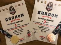 Боровичские спортсмены завоевали медали «Кубка Кавказа» по тайскому боксу