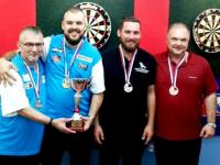 Дартсмены из Окуловки снова привезли медали с крупных соревнований