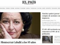 El Pais: в возрасте 85 лет умерла Монсеррат Кабалье
