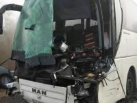 Еще одно страшное ДТП в Тверской области с участием автобуса: 12 человек пострадали