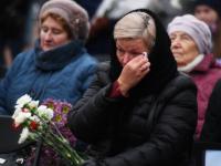 Фото: на Румболовской горе почтили память жертв авиакатастрофы над Синаем