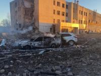 Фото, видео: взрыв на заводе «Авангард» в Ленинградской области