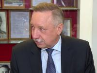 Георгия Полтавченко сменит полпред Александр Беглов