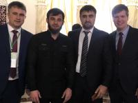 Глава Боровичей Олег Стрыгин поделился впечатлениями от дня рождения чеченской столицы