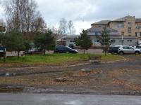 Главврач боровичской ЦРБ объяснил, почему от больничных деревьев остались пеньки