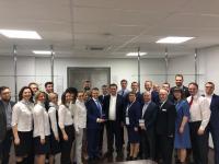 Гран-при конкурса СЗФО по программе «Развитие региональных команд» завоевали новгородцы