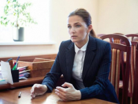 Министр Антонина Саволюк о будущем областной больницы и кадровых перестановках в медицине