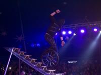 На гастролях цирка в Великом Новгороде госпитализирован артист Байк Мото Шоу