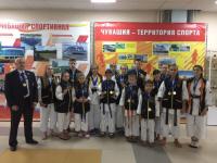 Новгородские каратисты завоевали 23 медали на соревнованиях в Чебоксарах