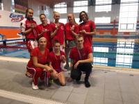 Новгородские пловцы завоевали 32 медали на соревнованиях в Сыктывкаре