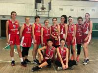 Новгородские «спартанки» - победительницы регионального первенства по баскетболу