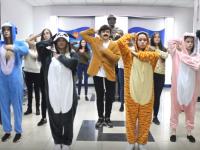 Новгородские студенты присоединились к челленджу Skibidi