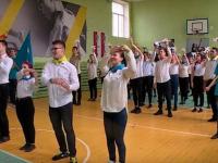 Новгородские студенты выступили по-своему против террора