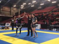 Новгородский боец Сергей Андреев стал чемпионом мира по грэпплингу