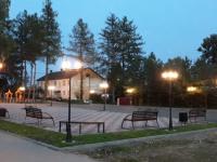 Новгородцам показали, как сильно изменился центр Любытинского района