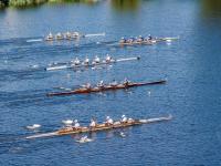 Новгородцы завоевали серебро всероссийских студенческих соревнований по академической гребле