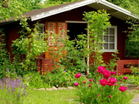«Дачный закон»: отныне дом на садовом участке можно будет построить только с разрешения властей
